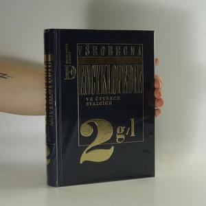 náhled knihy - Všeobecná encyklopedie ve čtyřech svazcích. Sv. 2. G/L (zabalená)
