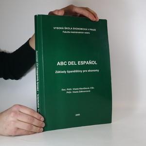 náhled knihy - ABC del Espaňol - základy španělštiny pro ekonomy