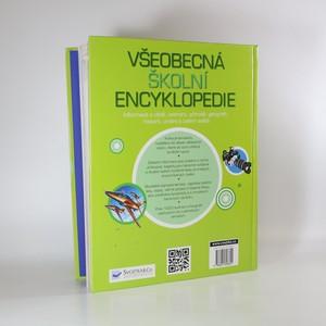 antikvární kniha Všeobecná školní encyklopedie, neuveden