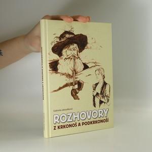 náhled knihy - Rozhovory z Krkonoš a Podkrkonoší