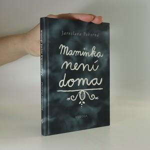 náhled knihy - Maminka není doma