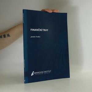 náhled knihy - Finanční trhy