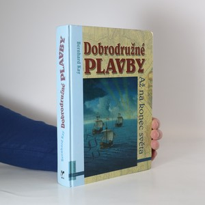 náhled knihy - Dobrodružné plavby