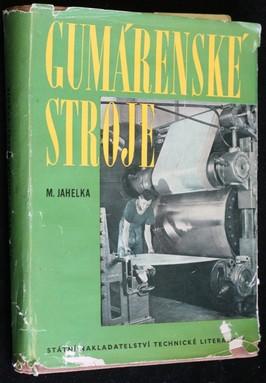 náhled knihy - Gumárenské stroje