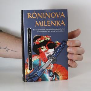 náhled knihy - Róninova milenka