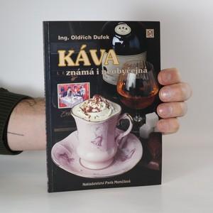 náhled knihy - Káva známá i neobyčejná