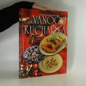 náhled knihy - Česká vánoční kuchařka
