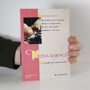 náhled knihy - Výživa kojenců, aneb, Jídlo a pití v prvním roce života