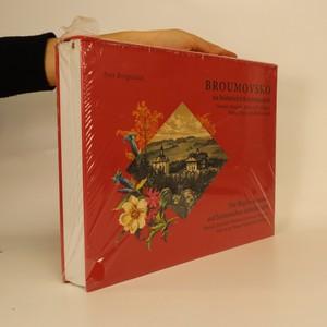 náhled knihy - Broumovsko na historických zobrazeních (zabalená)