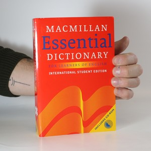náhled knihy - MacMillan essential dictionary for learners of english (+ CD)