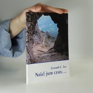 náhled knihy - Našel jsem cestu...