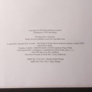 antikvární kniha Člověk a letectví, 1997