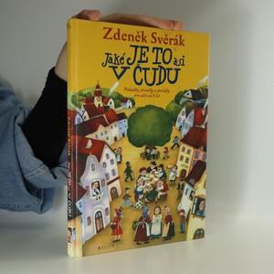 náhled knihy - Jaké je to asi v čudu : pohádky, písničky a povídky pro děti od 8 let