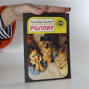 náhled knihy - Pusinky