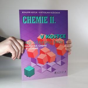 náhled knihy - Chemie v kostce II. Organická chemie a biochemie