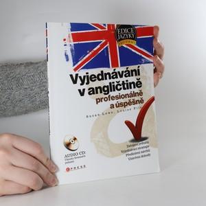 náhled knihy - Vyjednávání v angličtině profesionálně a působivě