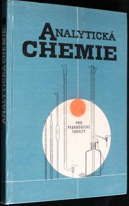 náhled knihy - Analytická chemie pro pedagogické fakulty
