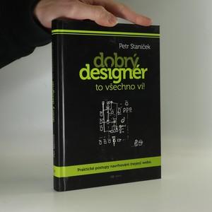 náhled knihy - Dobrý designér to všechno ví!