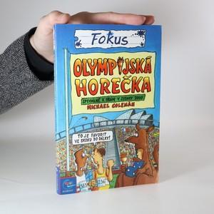 náhled knihy - Olympijská horečka. Fokus