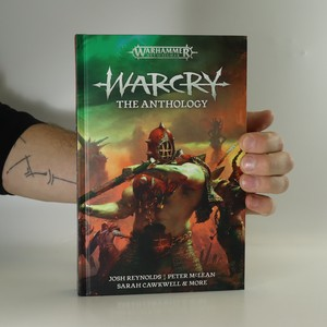 náhled knihy - Warcry. The anthology