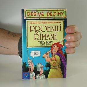 náhled knihy - Prohnilí Římané
