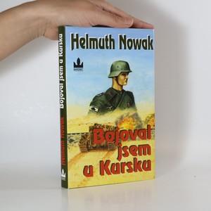 náhled knihy - Bojoval jsem u Kursku