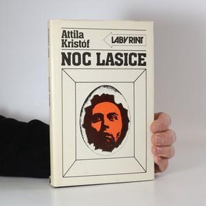 náhled knihy - Noc lasice (slovensky)