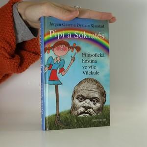 náhled knihy - Pipi a Sókratés : filosofická hostina ve vile Vilekule