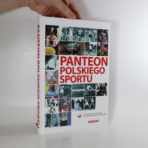 náhled knihy - Panteon polskiego sportu