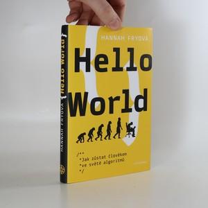 náhled knihy - Hello world : jak zůstat člověkem ve světě algoritmů