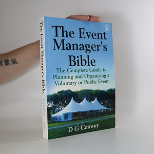 náhled knihy - The Event Manager's Bible