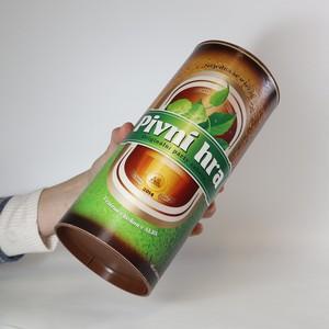 náhled knihy - Pivní hra