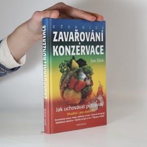 náhled knihy - Učebnice zavařování & konzervace (i pro diabetiky)