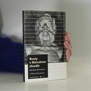 náhled knihy - Busty v Národním divadle