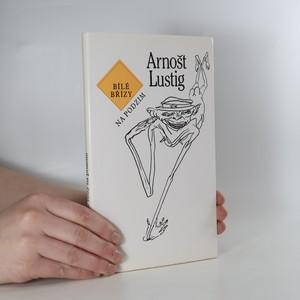 náhled knihy - Bílé břízy na podzim