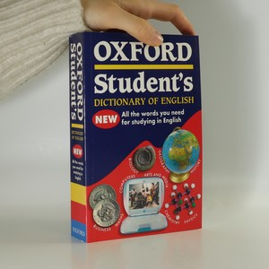 náhled knihy - Oxford student's dictionary of English