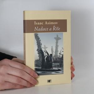 náhled knihy - Nadace a Říše