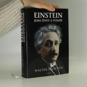 náhled knihy - Einstein. Jeho život a vesmír