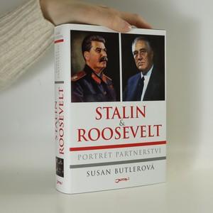 náhled knihy - Stalin & Roosevelt. Portrét partnerství