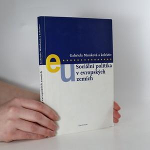 náhled knihy - EU : sociální politika v evropských zemích
