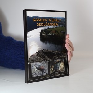 náhled knihy - Kameny a skály Sedlčanska