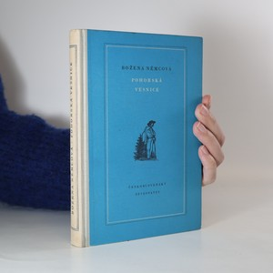 náhled knihy - Pohorská vesnice. Povídka ze života lidu venkovského