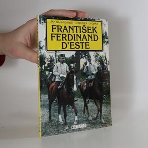 náhled knihy - František Ferdinand D´Este