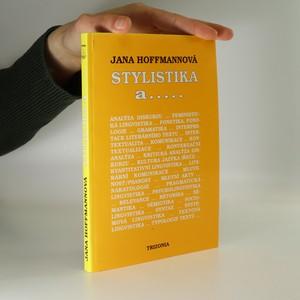 náhled knihy - Stylistika a- : současná situace stylistiky