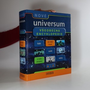náhled knihy - Nové universum : všeobecná encyklopedie. A-Ž (chybí CD)