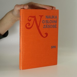 náhled knihy - Nauka o slovní zásobě