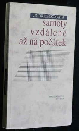 náhled knihy - Samoty vzdálené až na počátek