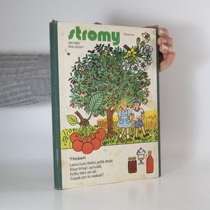 náhled knihy - Stromy