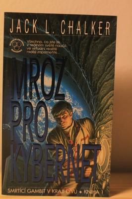 náhled knihy - Mrož pro kybernet
