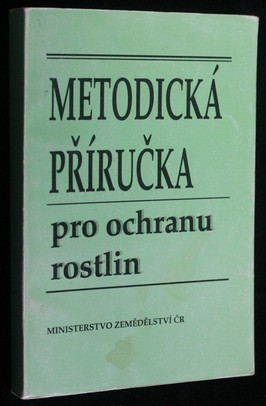 náhled knihy - Metodická příručka pro ochranu rostlin